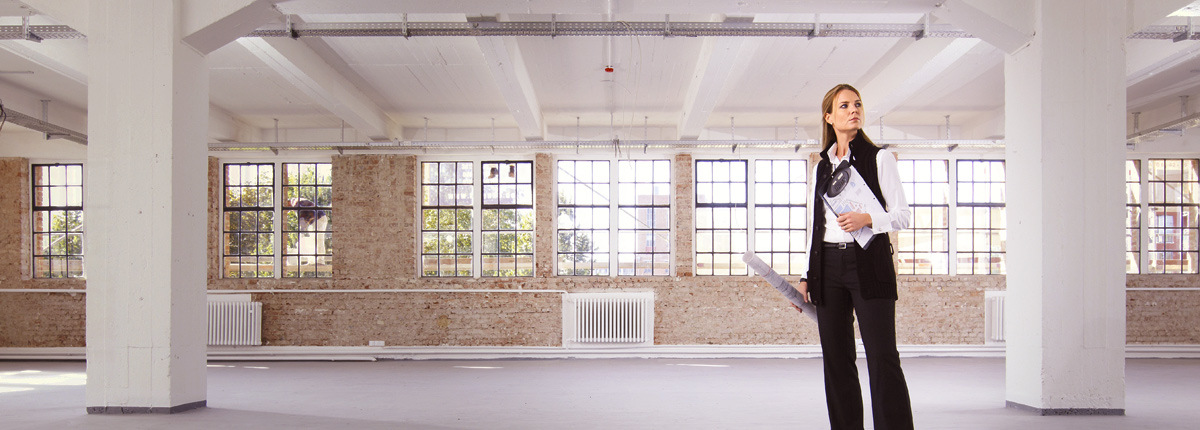 Space for new ideas - Find your own special commercial property